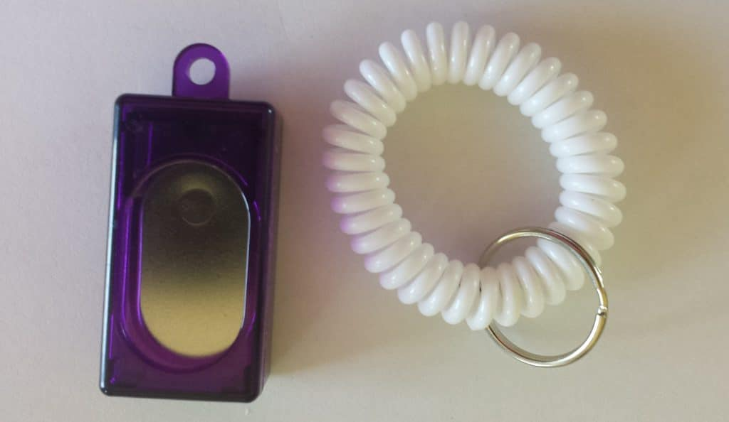 clicker and coil